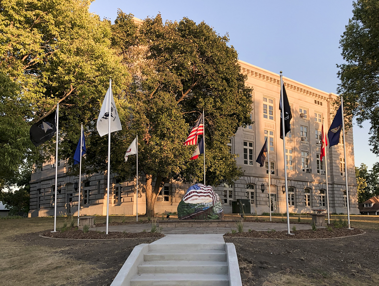 Boone County Freedom Rock Memorial