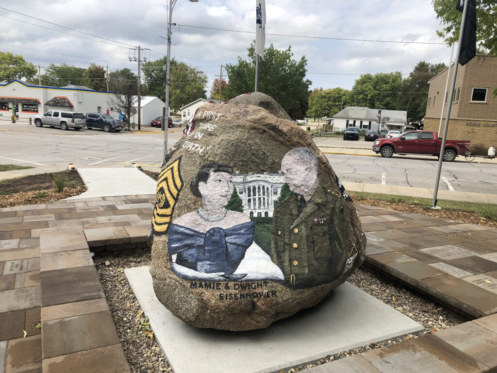 Boone County Freedom Rock